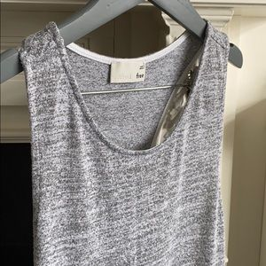 Wilfred Free - grey racer back casual dress
